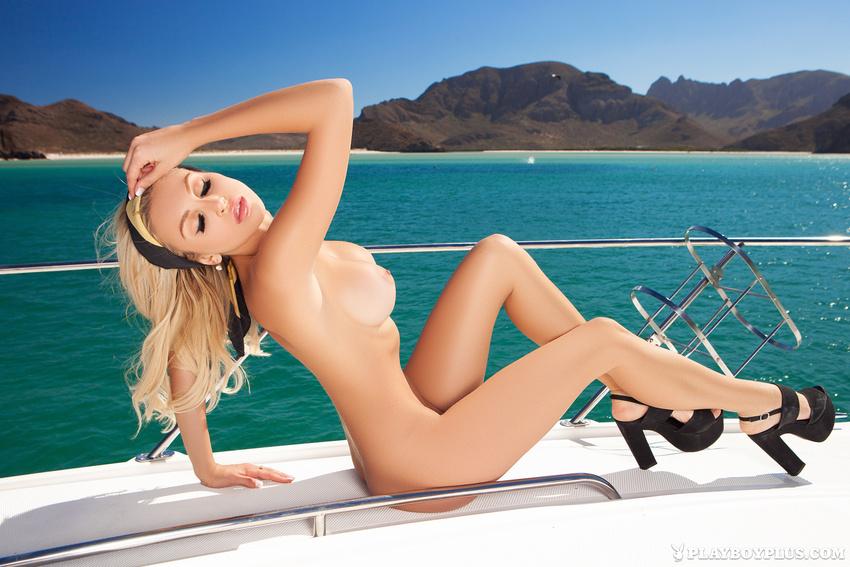 Khloe Terae Playboy Croatia June Magazine Scans Girls Of Desire 1