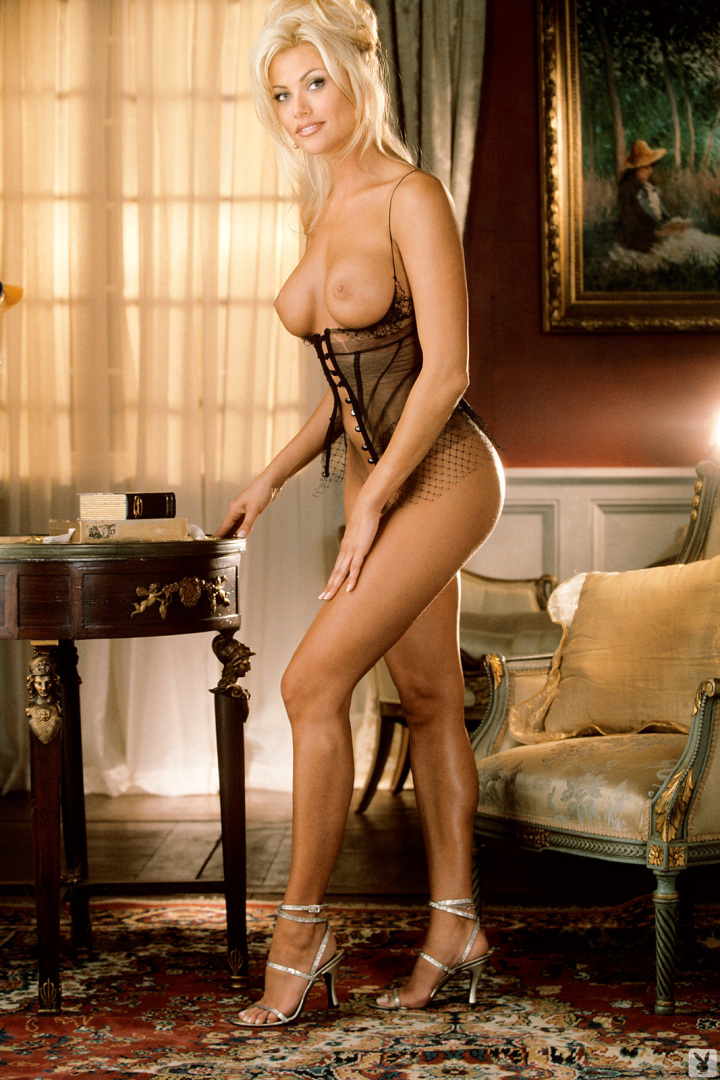 All above Playmate lisa dergan nude