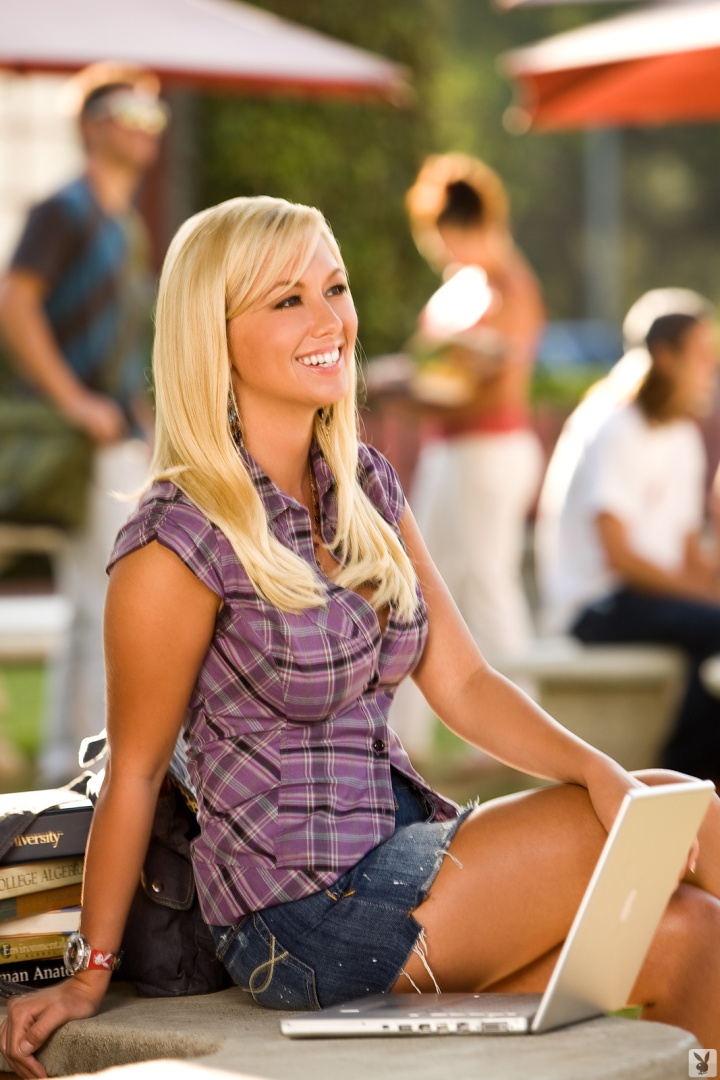 hot blonde playboy girls nude